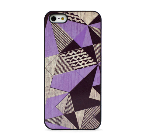 AZTEC MULTI PURPLE IPHONE 5/5S CASE