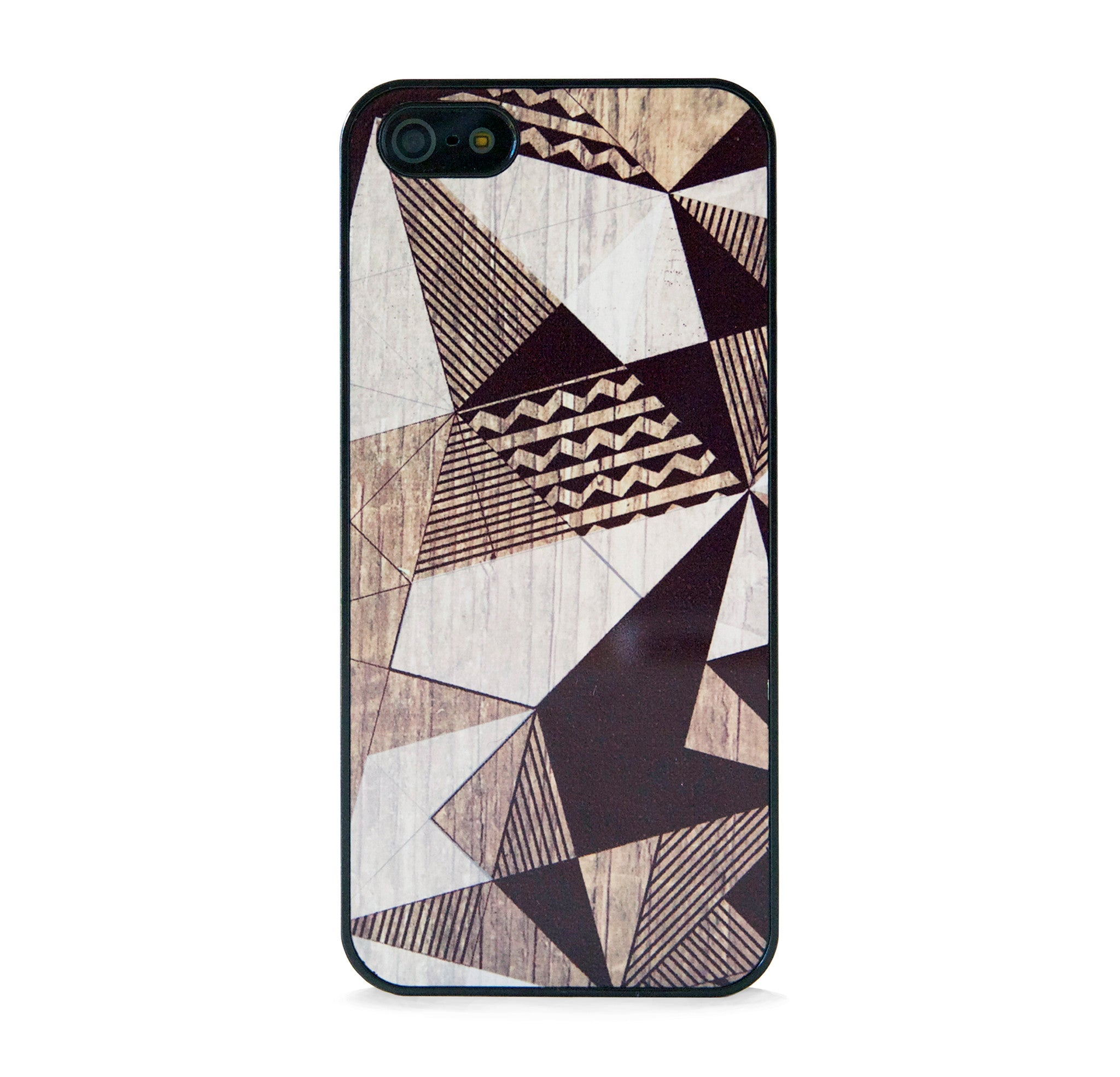 AZTEC MULTI WHITE IPHONE 5/5S CASE