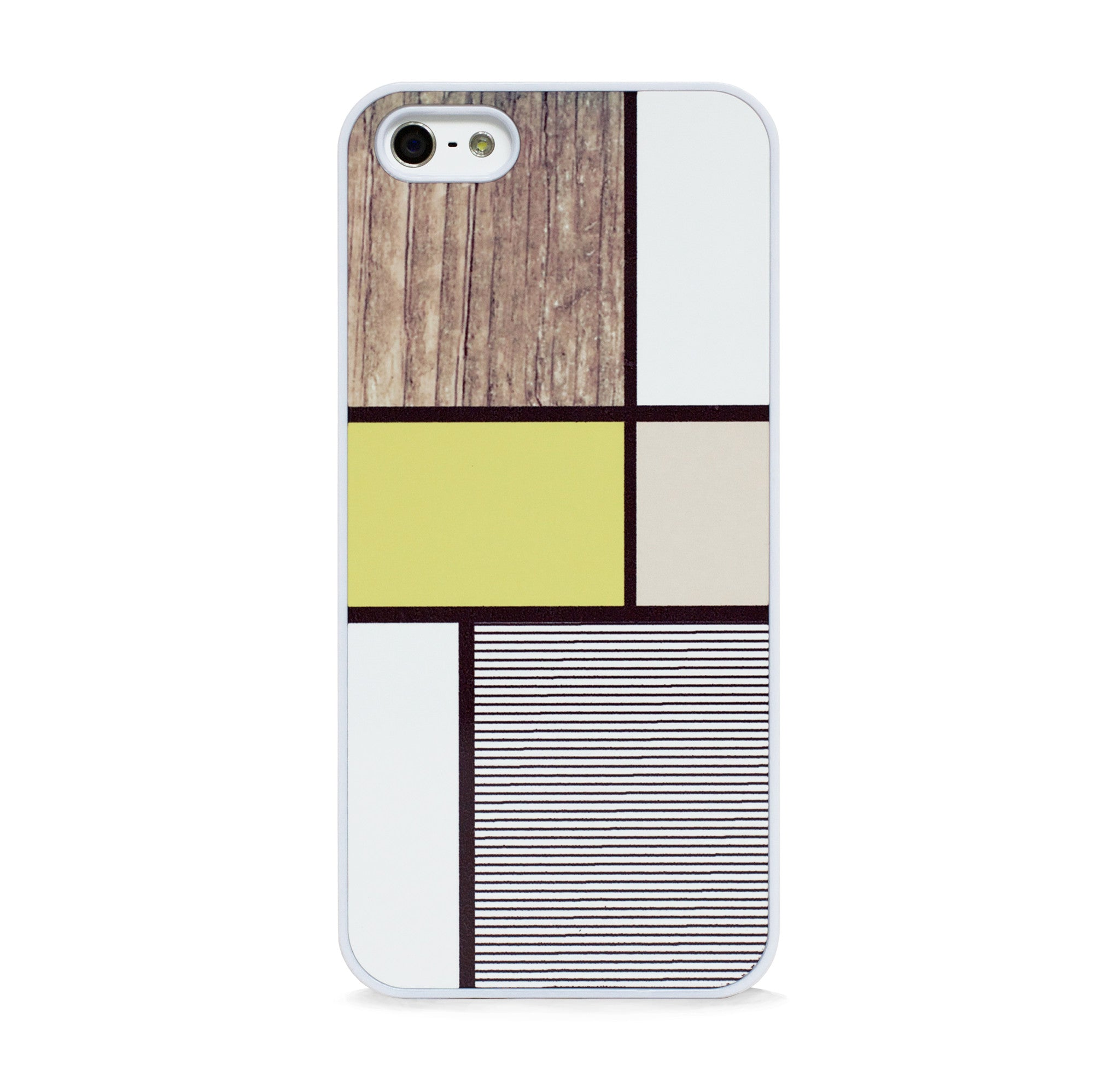 COLOR BLOCK SQ LEMON