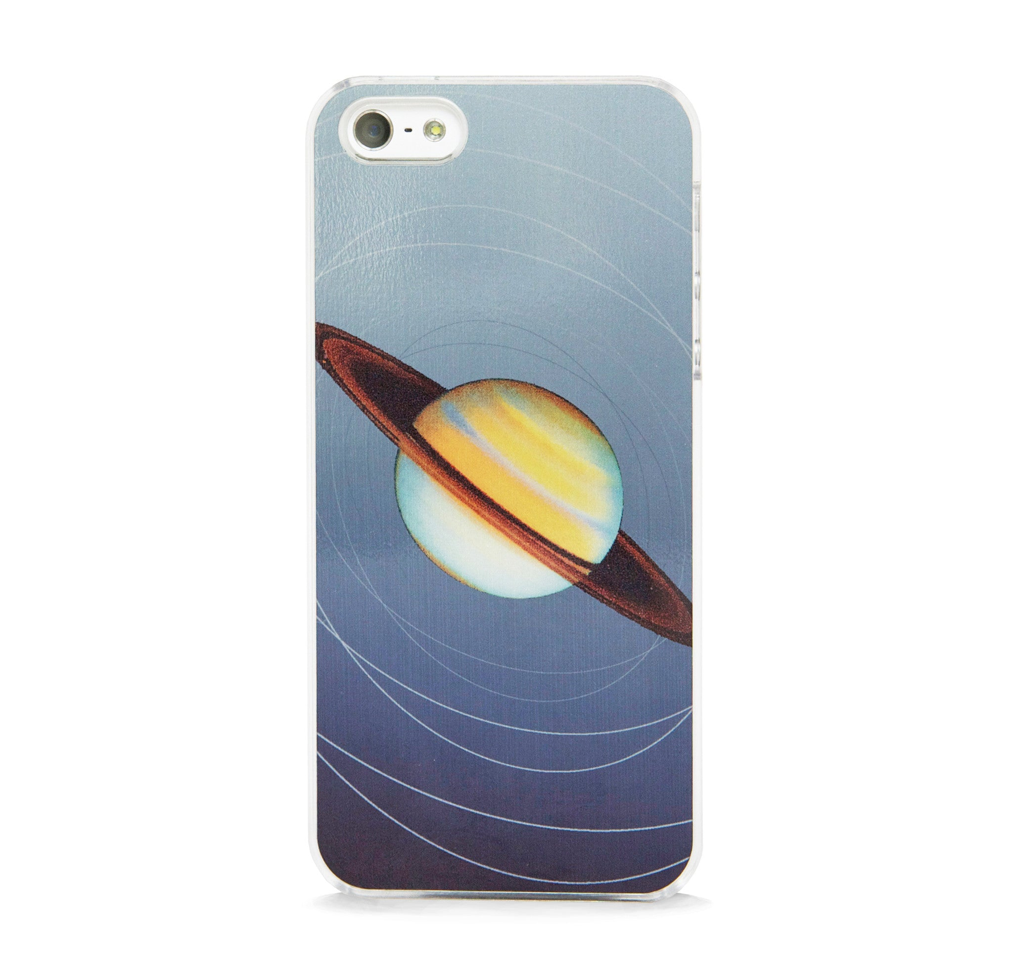 SPACE SATURN NAVY FOR IPHONE 5/5S, IPHONE SE