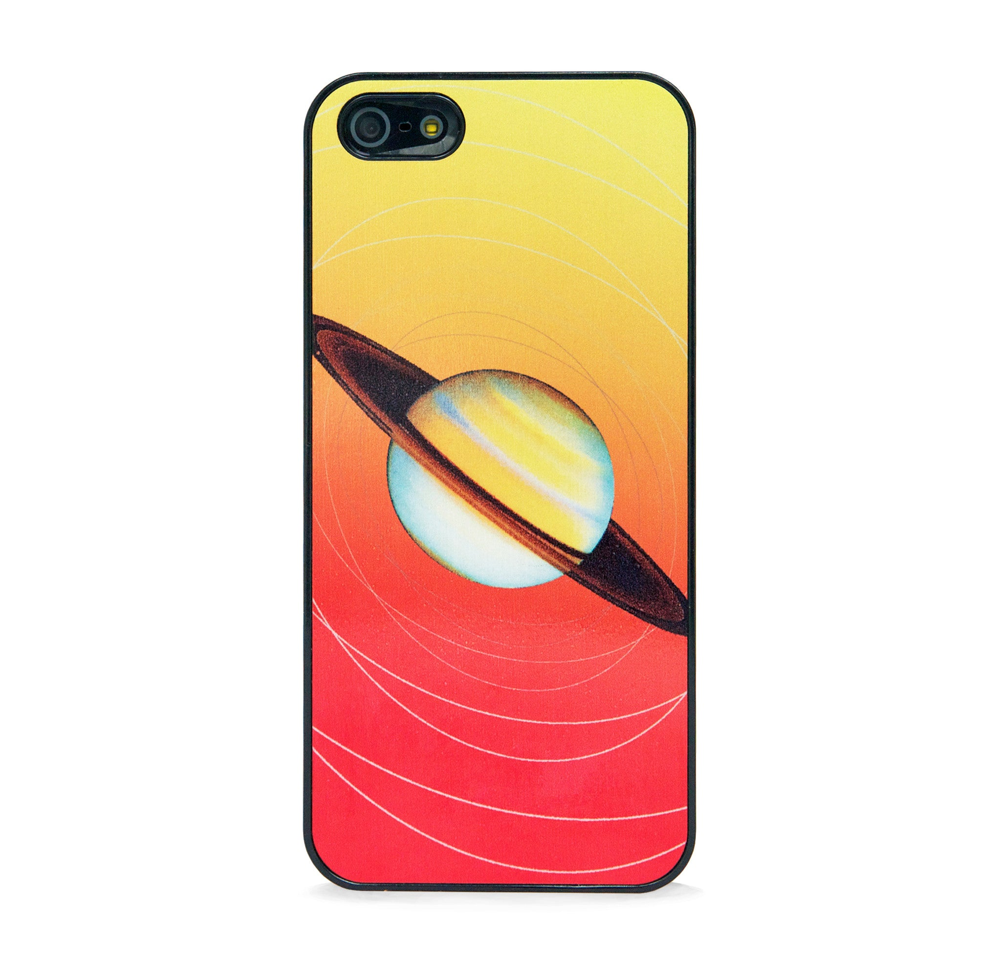 SPACE SATURN RED FOR IPHONE 5/5S