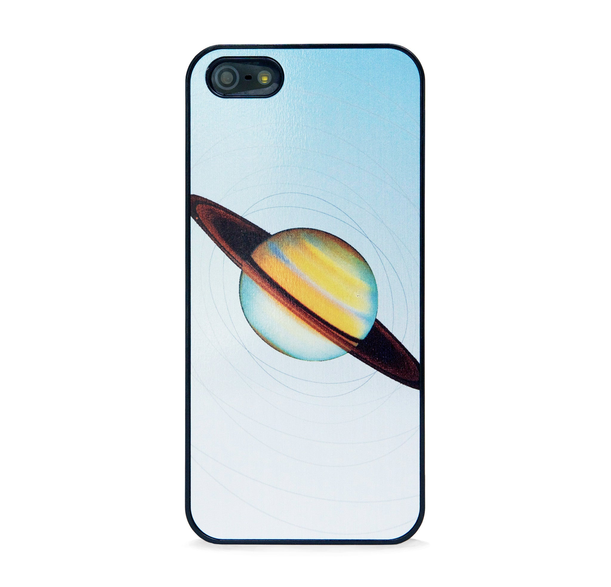 SPACE SATURN BLUE FOR IPHONE 5/5S, IPHONE SE