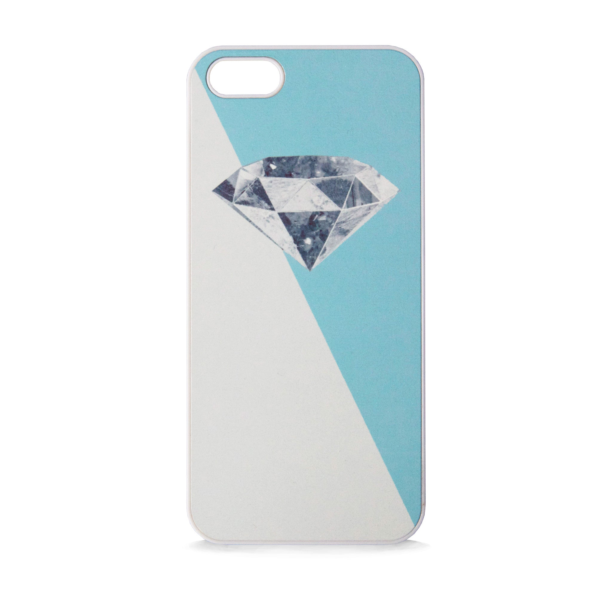 DIAMOND 3D MINT FOR IPHONE 5/5S