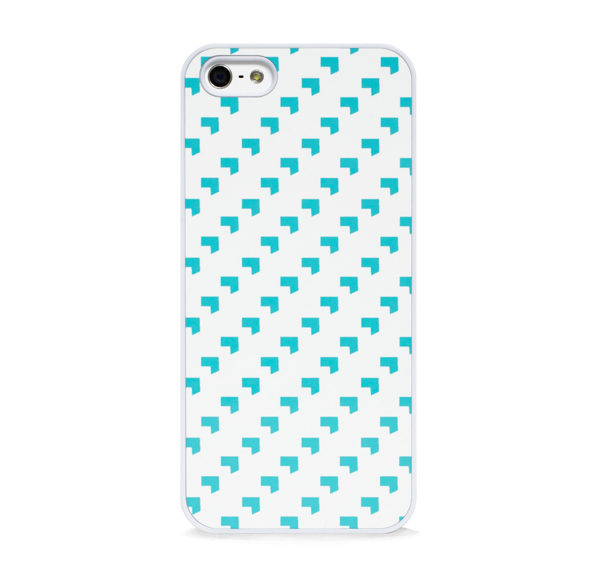 GEO STAIRS MINT FOR IPHONE 5/5S