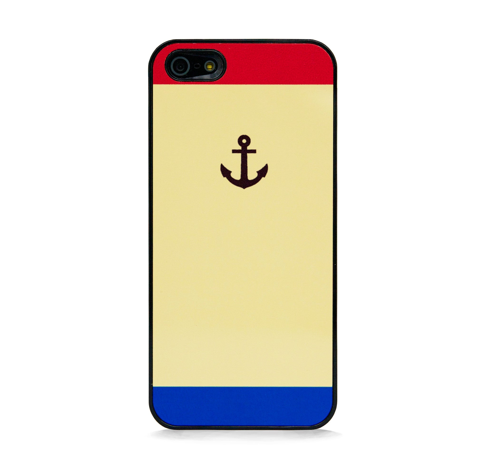SYMBOL ANCHOR COLOR BLOCK FOR IPHONE 5/5S