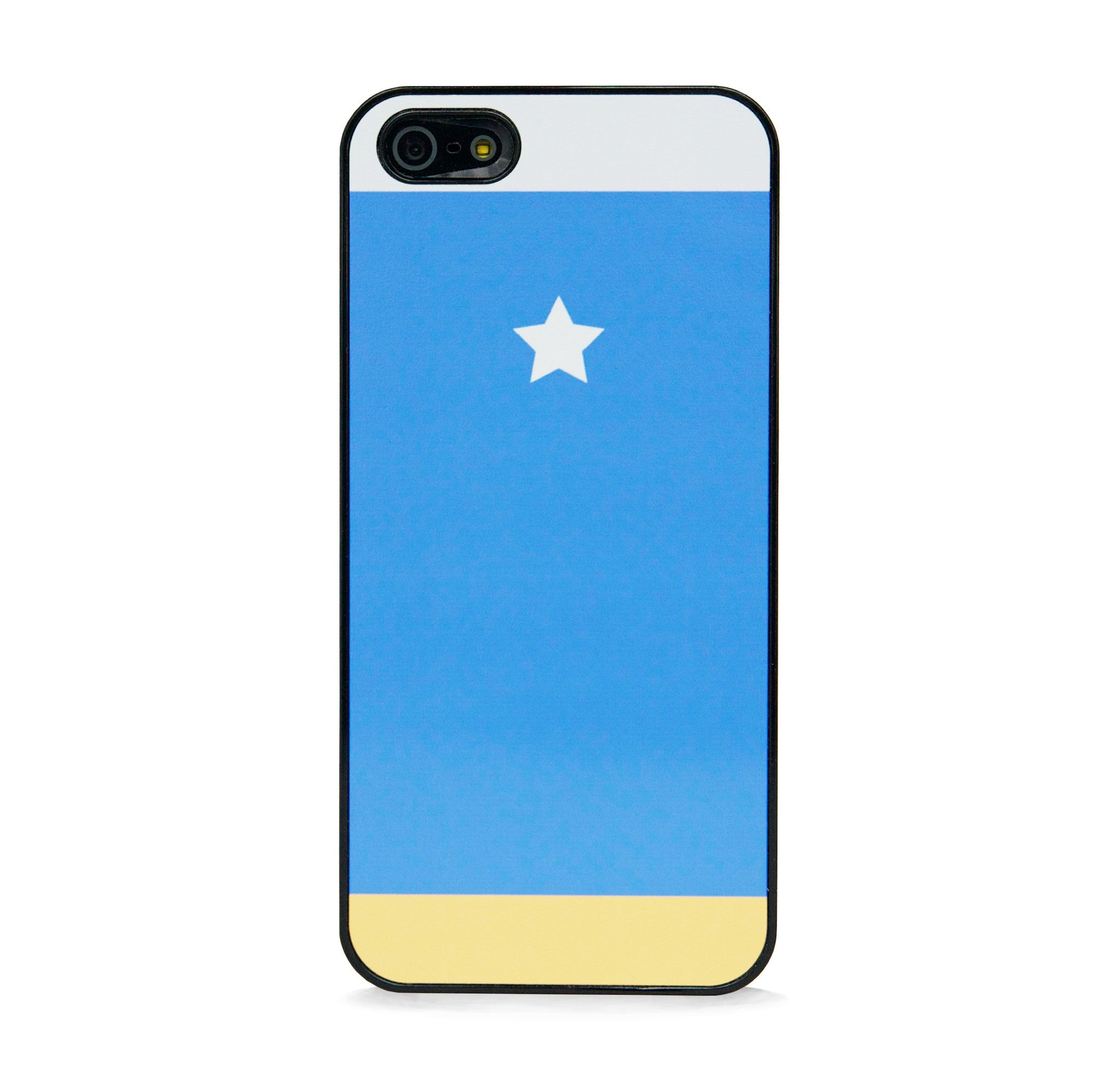 SYMBOL STAR COLOR BLOCK FOR IPHONE 5/5S
