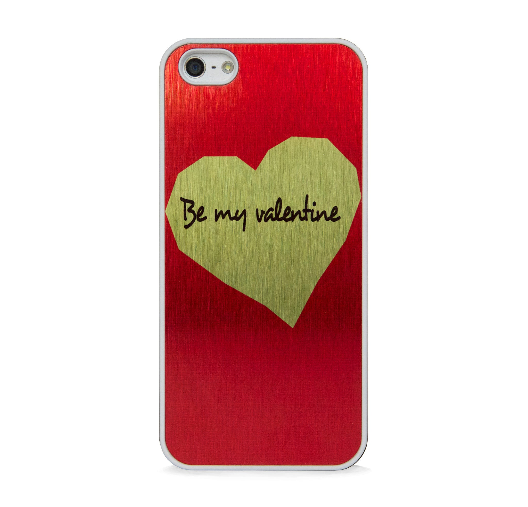"VALENTINE ""BE MY VALENTINE"" FOR IPHONE 5/5S"