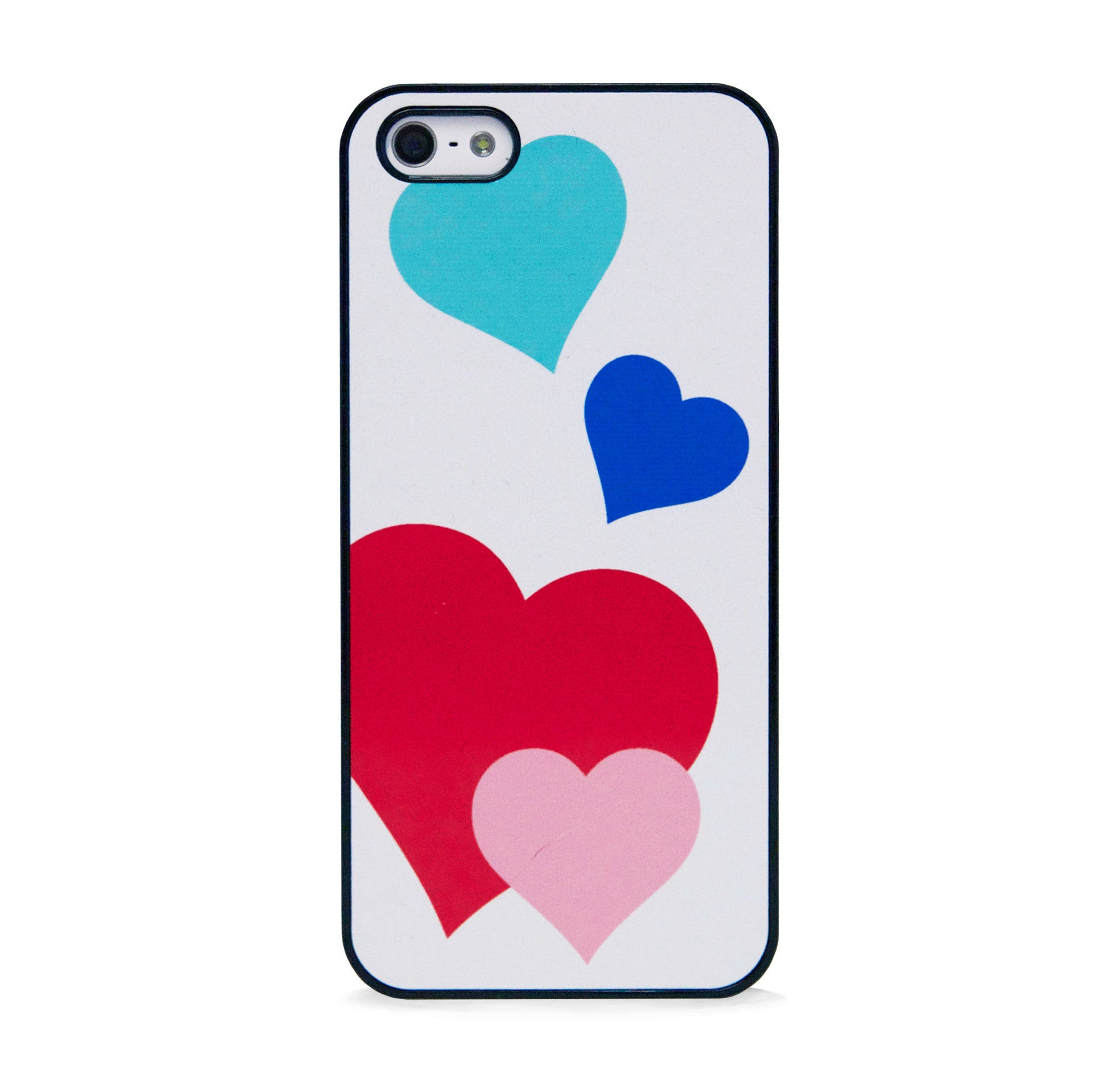 MULTI HEARTS FOR IPHONE 5/5S, IPHONE SE