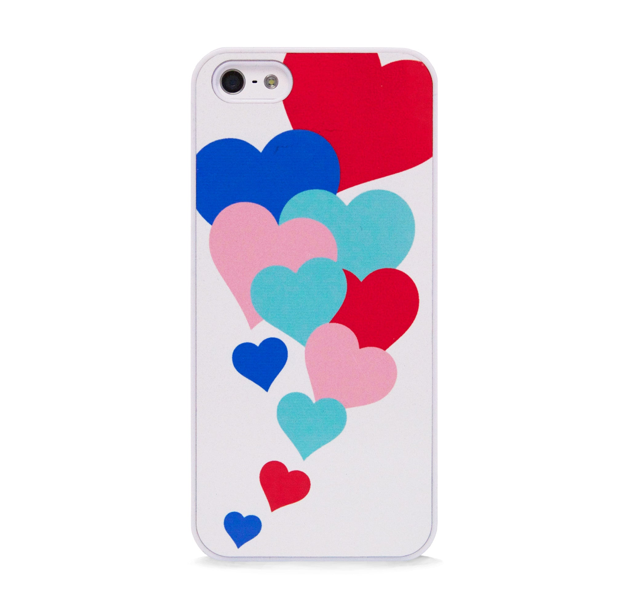MULTI FOREVER HEARTS FOR IPHONE 5/5S