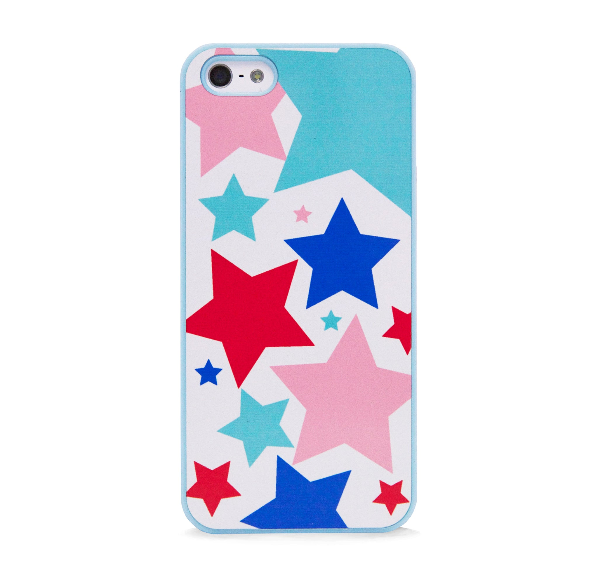 MULTI STAR ALLOVER FOR IPHONE 5/5S
