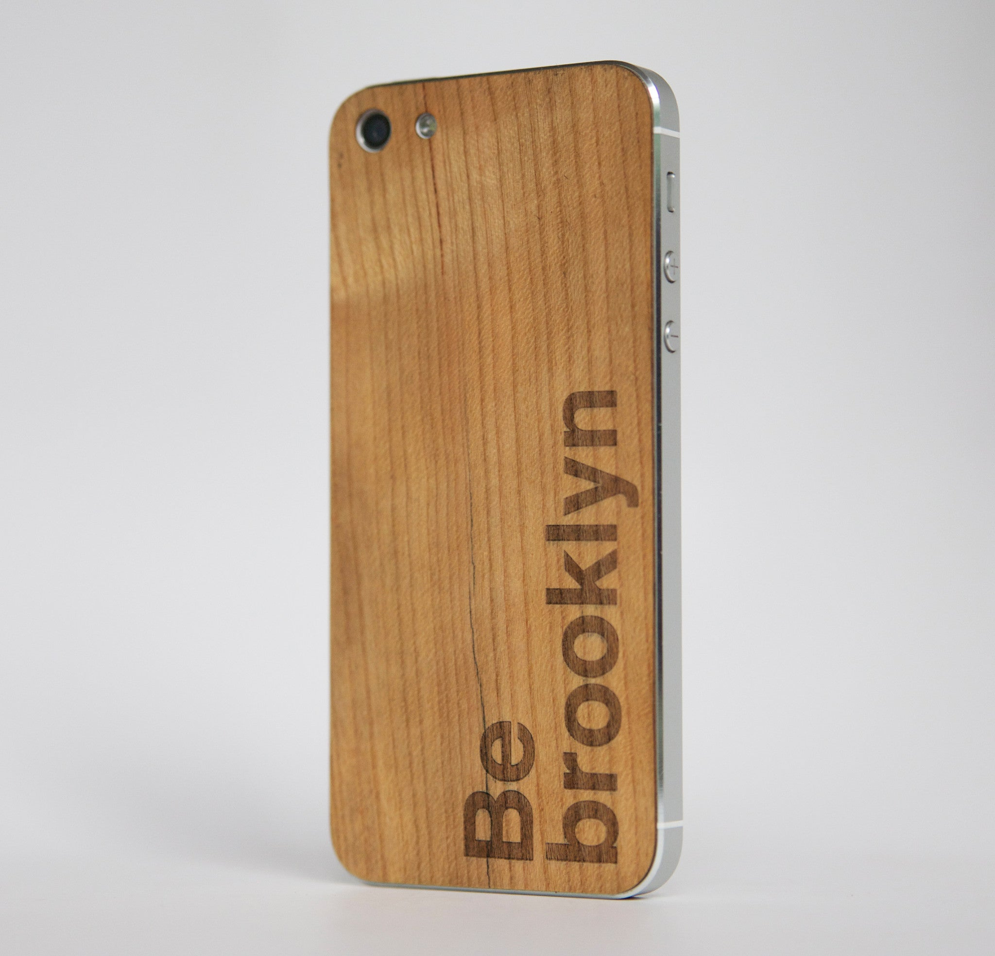 WOOD SKIN BE BROOKLYN BLK