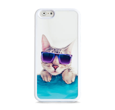 CAT WITH SUNGLASSES FOR IPHONE 6/6s