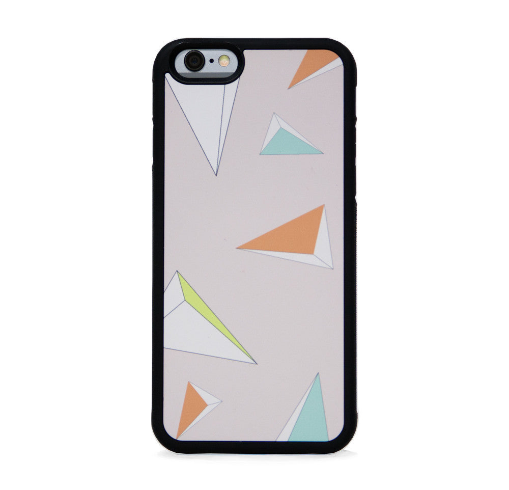 TRIANGULAR PYRAMID ALLOVER ON BLUSH FOR IPHONE 6/6s