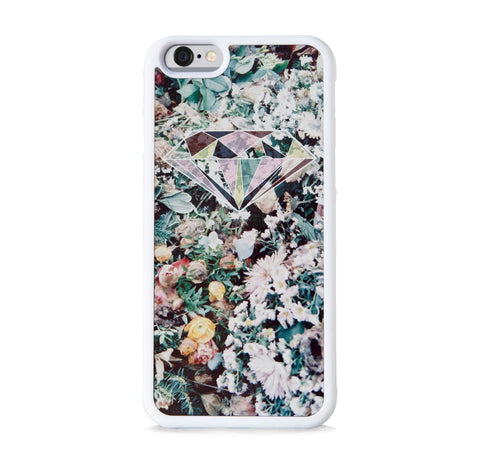 DIAMOND ON FLOWER FOR IPHONE 6/6s