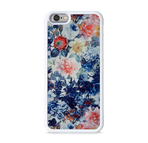 ARTISTIC FLORAL PATTERN NAVY FOR IPHONE 6/6s