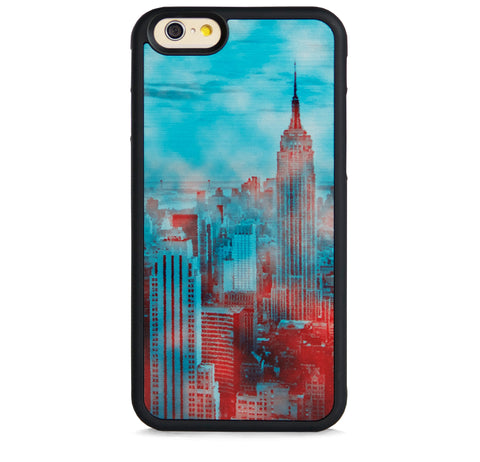 ILLUST BLUE NEW YORK FOR IPHONE 6/6s PLUS