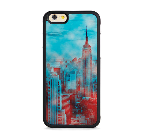 ILLUST BLUE NEW YORK FOR IPHONE 6/6s