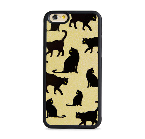 CAT MULTI ON GOLD FOR IPHONE 6/6s