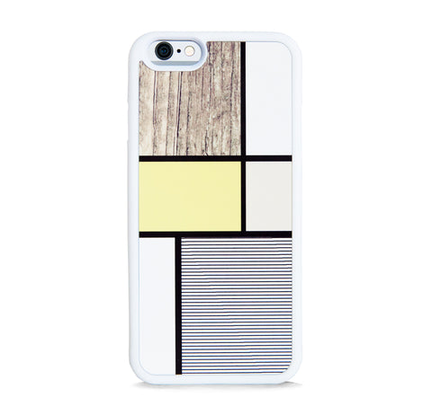 COLOR BLOCK SQ LEMON FOR IPHONE 6/6s