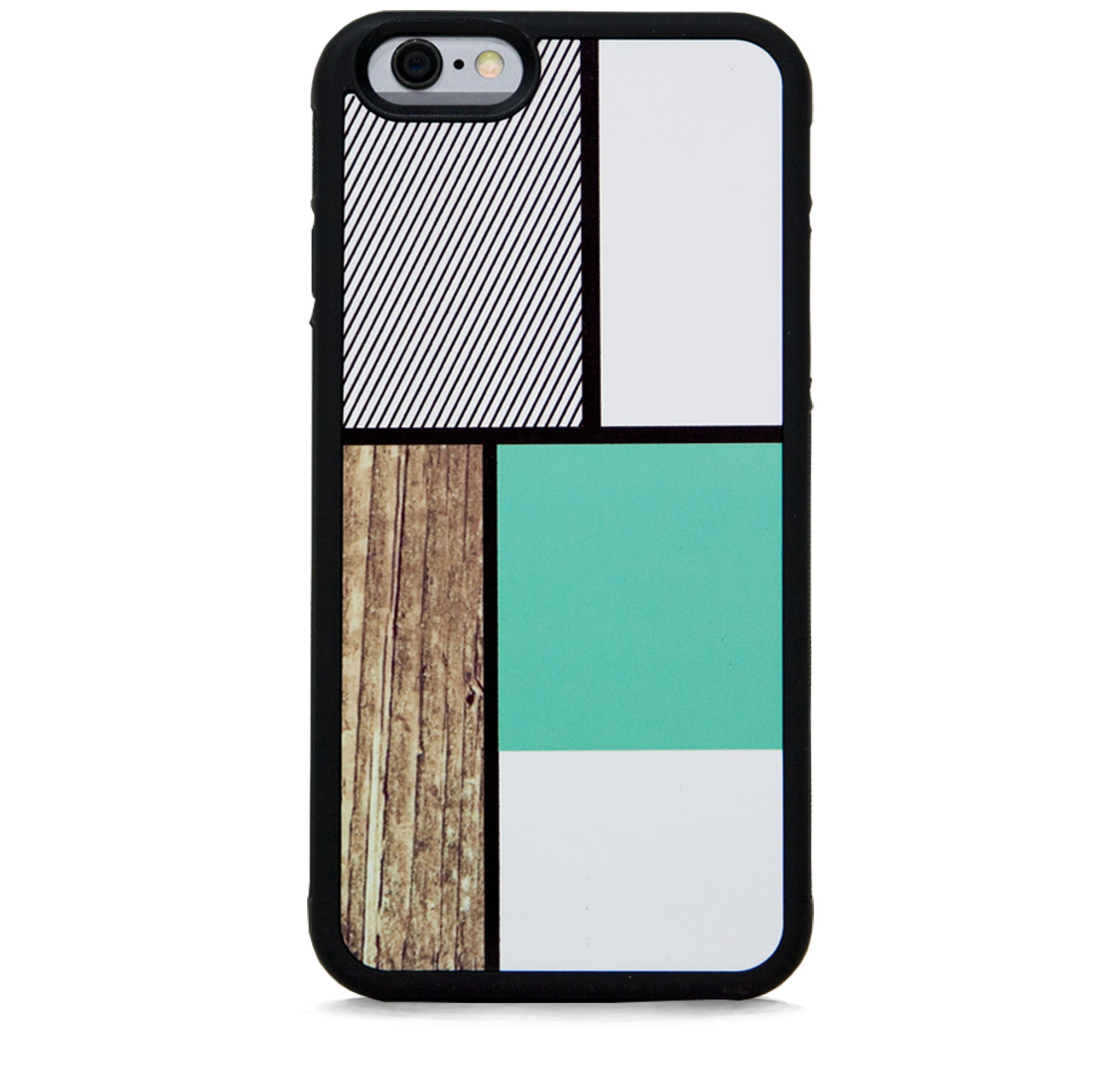 COLOR BLOCK SQ MINT FOR IPHONE 6/6S PLUS