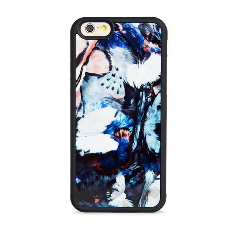 ARTISTIC BLUE BUTTERFLIES FOR IPHONE 6/6s