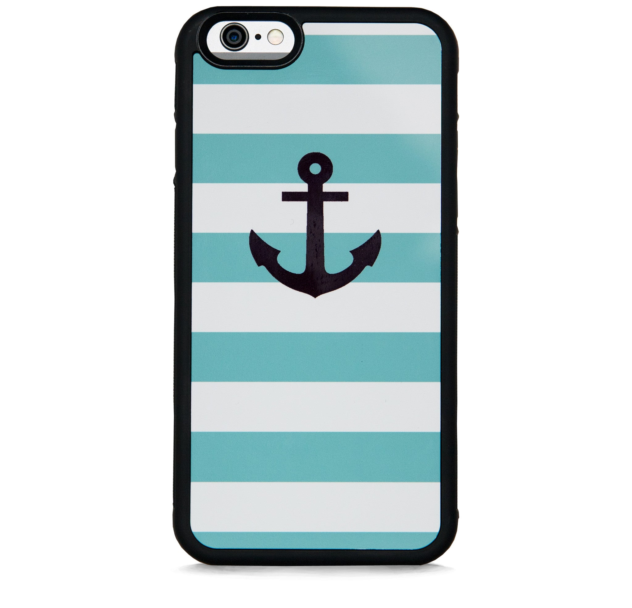STRIPE MINT ANCHOR FOR IPHONE 6/6S PLUS