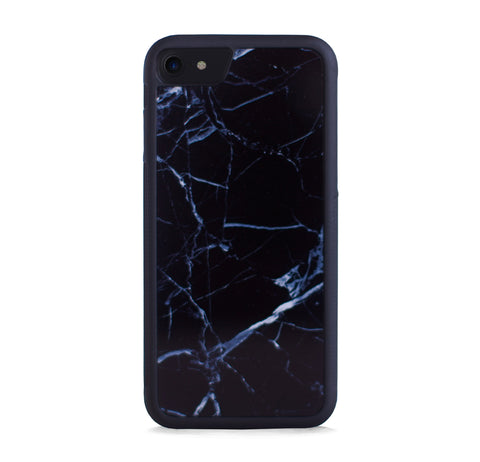 MARBLE BLACK FOR IPHONE 7