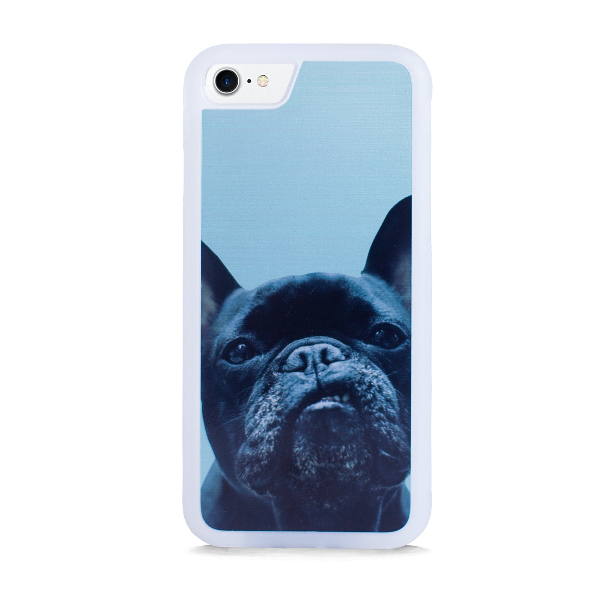 FRENCH BULLDOG ON MINT FOR IPHONE 8
