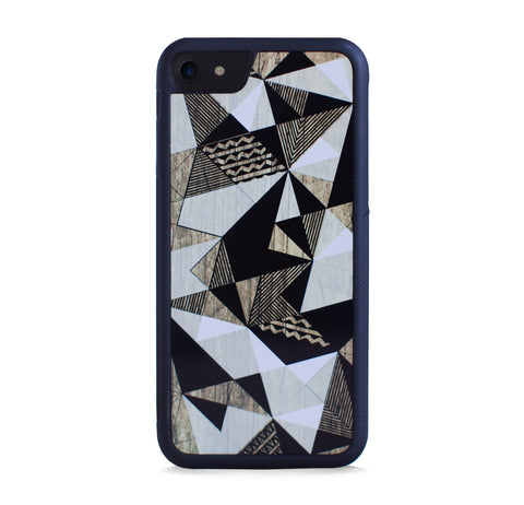 MULTI AZTEC WHITE FOR IPHONE 7