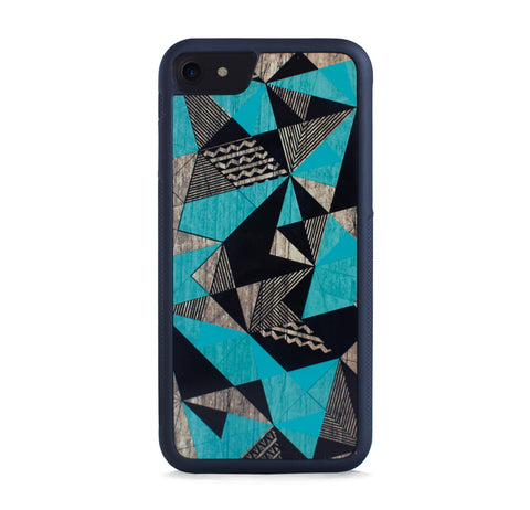 MULTI AZTEC MINT FOR IPHONE 7