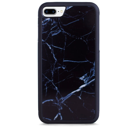 MARBLE BLACK FOR IPHONE 7 PLUS