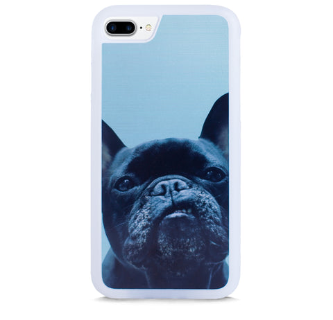 FRENCH BULLDOG ON MINT FOR IPHONE 7 PLUS