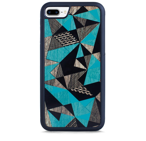 MULTI AZTEC MINT FOR IPHONE 7 PLUS