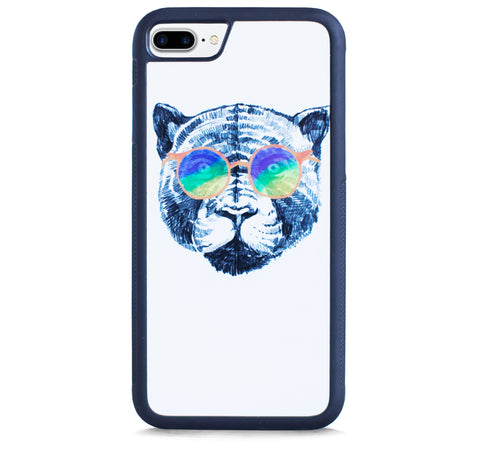 FASHIONISTA BEAR ILLUST FOR IPHONE 7 PLUS