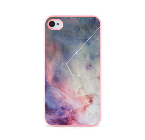 GALAXY PINK FOR IPHONE 4/4S