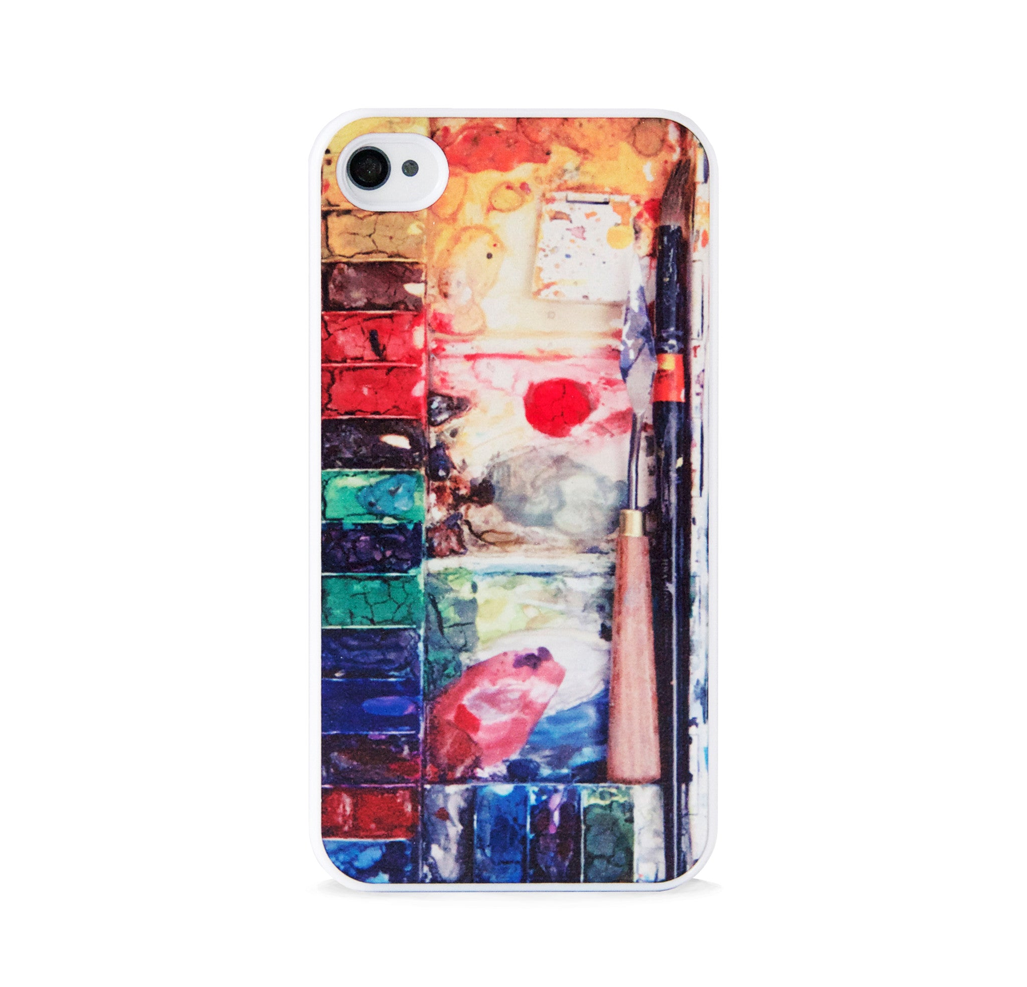 VINTAGE ARTISTS PALETTE FOR IPHONE 4/4S