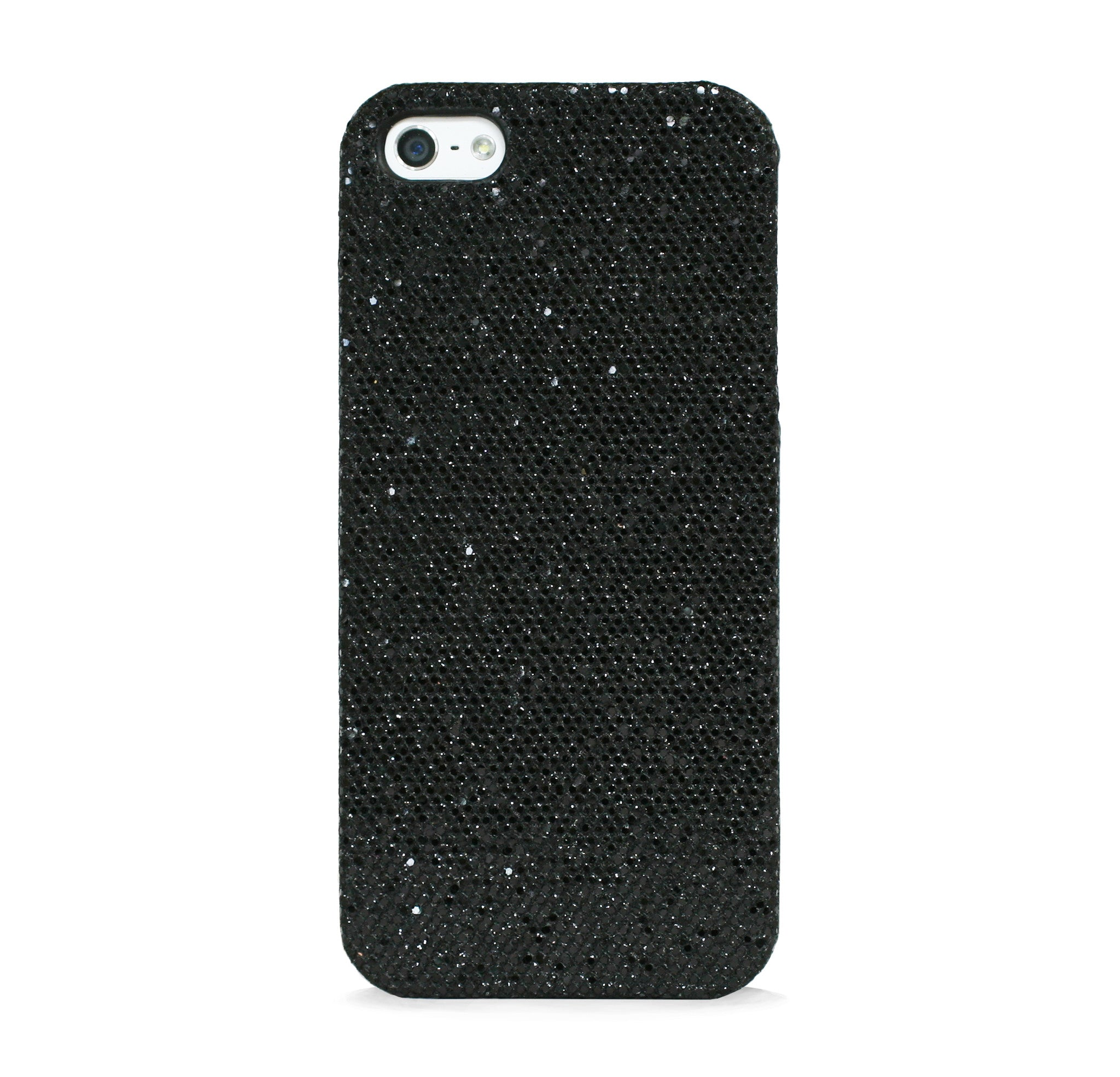 IPhone 5 and 5s GLAM GLITTER BLACK DIAMOND CASE