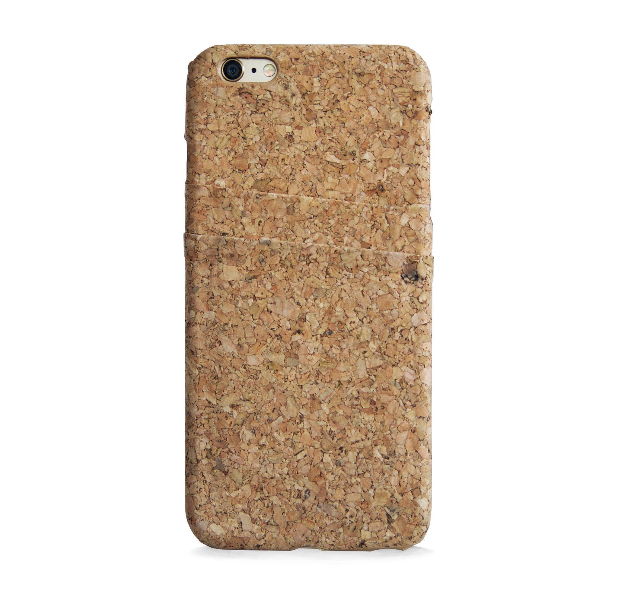 CORK ID-WALLET CARD HOLDER CASE FOR IPHONE 6/6s
