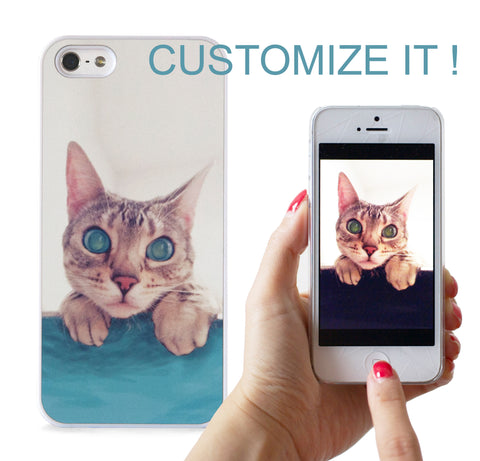 *A CUSTOM PHONE CASE