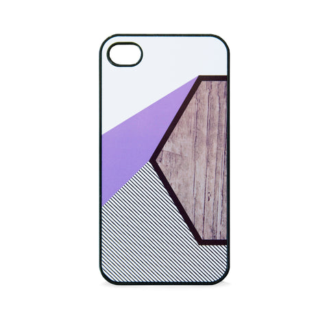 COLOR BLOCK HEX PPL FOR IPHONE 4/4S