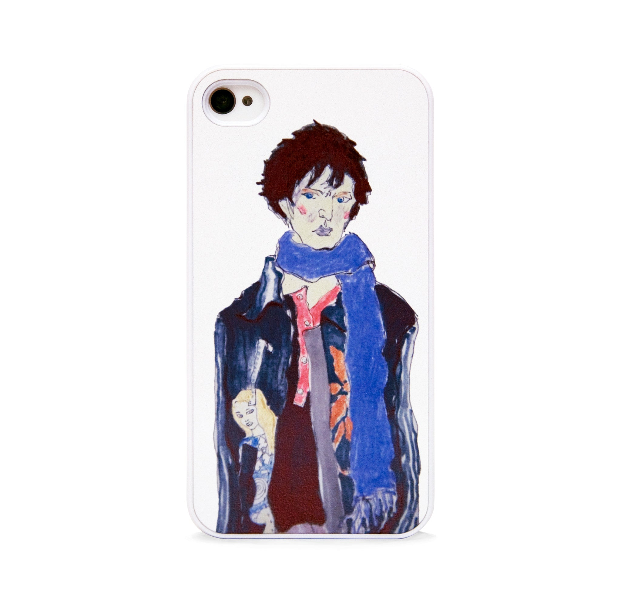 ILLUST MAN FOR IPHONE 4/4S