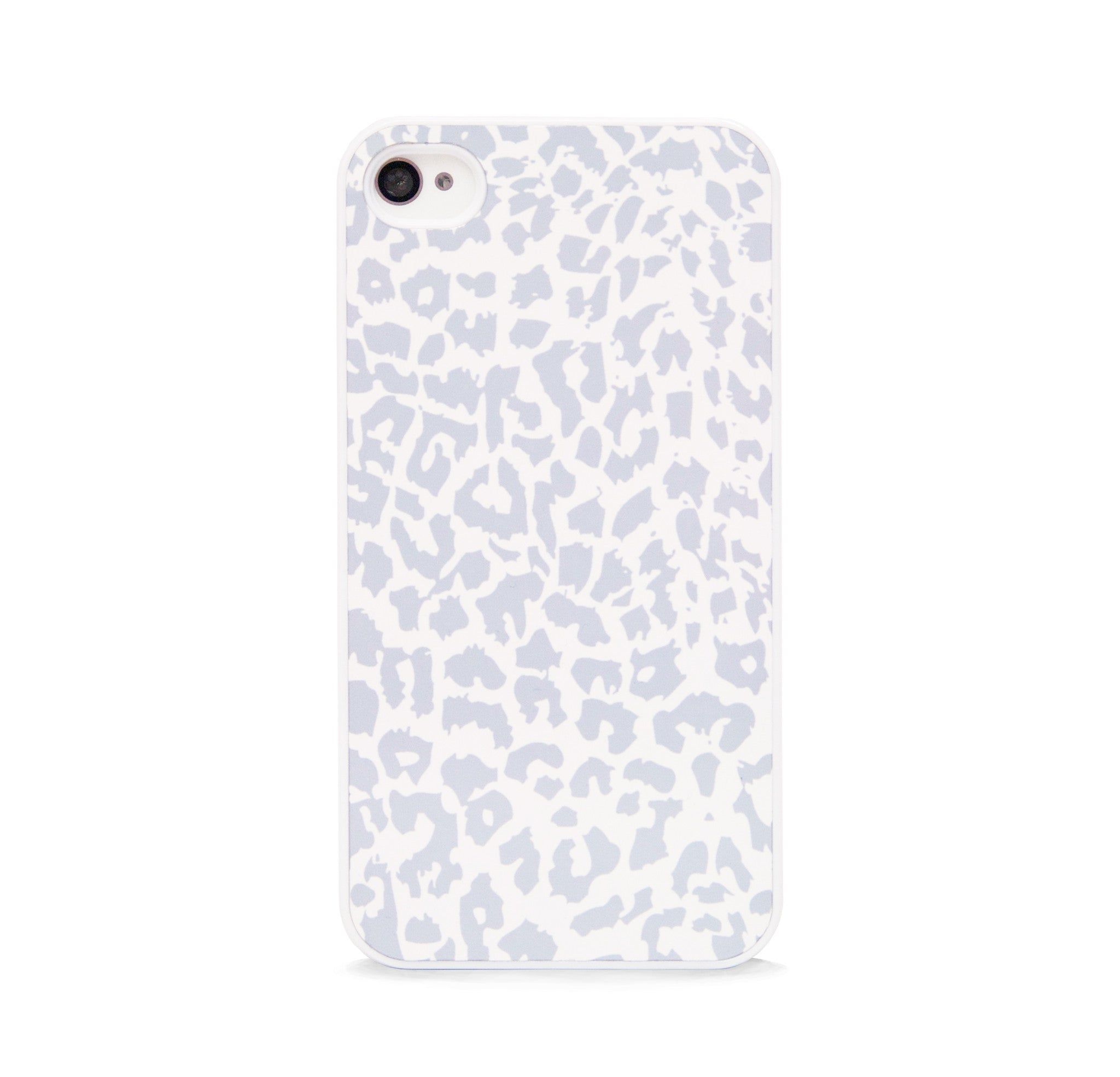 LEOPARD GREY FOR IPHONE 4/4S