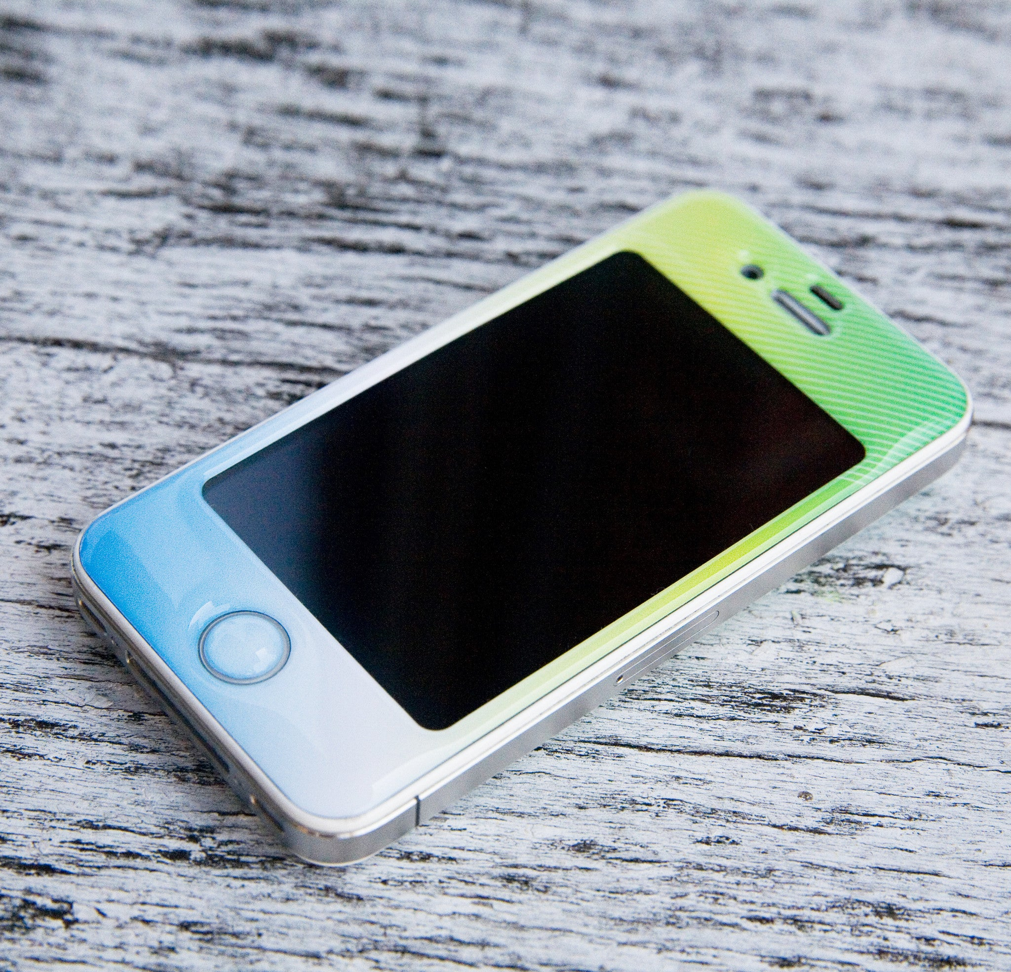 LINE STRIPE 3D GEL SKIN FOR IPHONE 4/4S