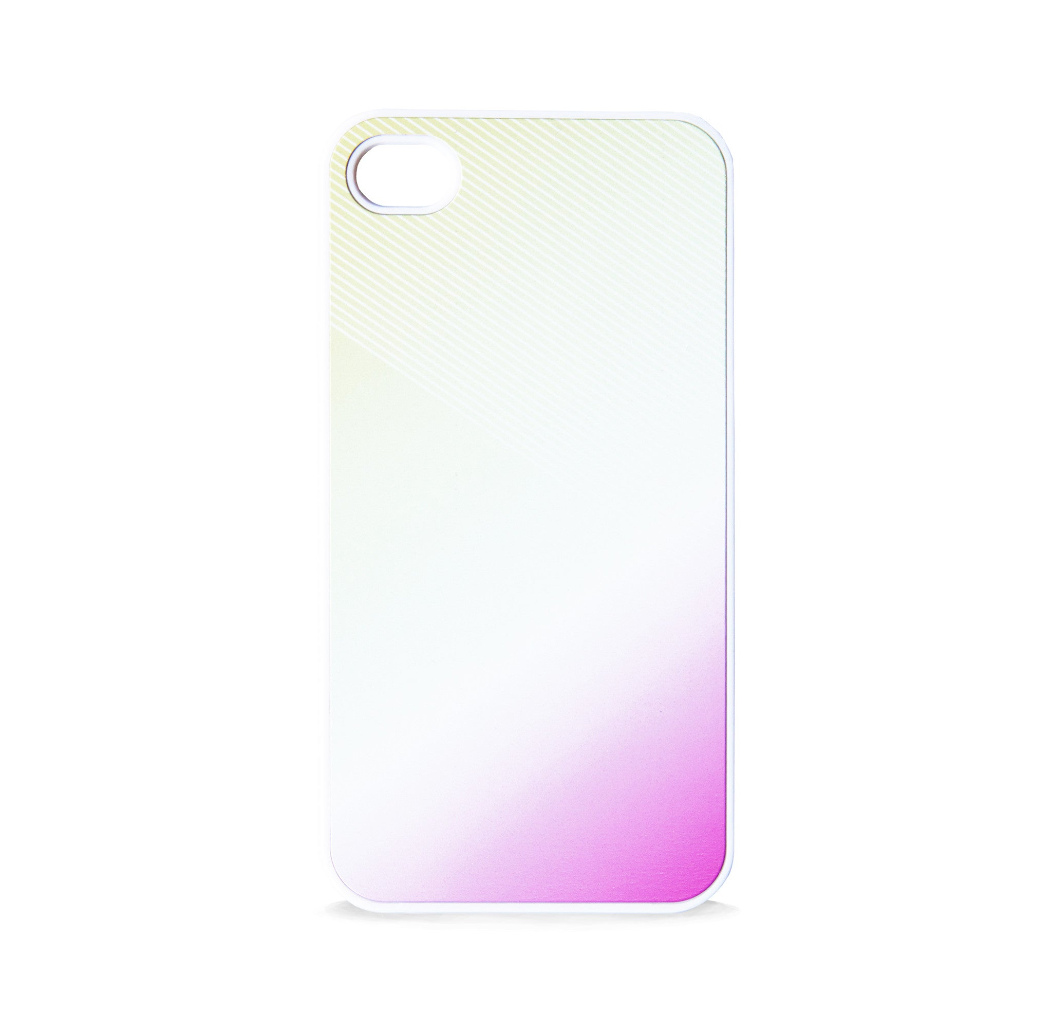 LINE LEMON PINK FOR IPHONE 4/4S