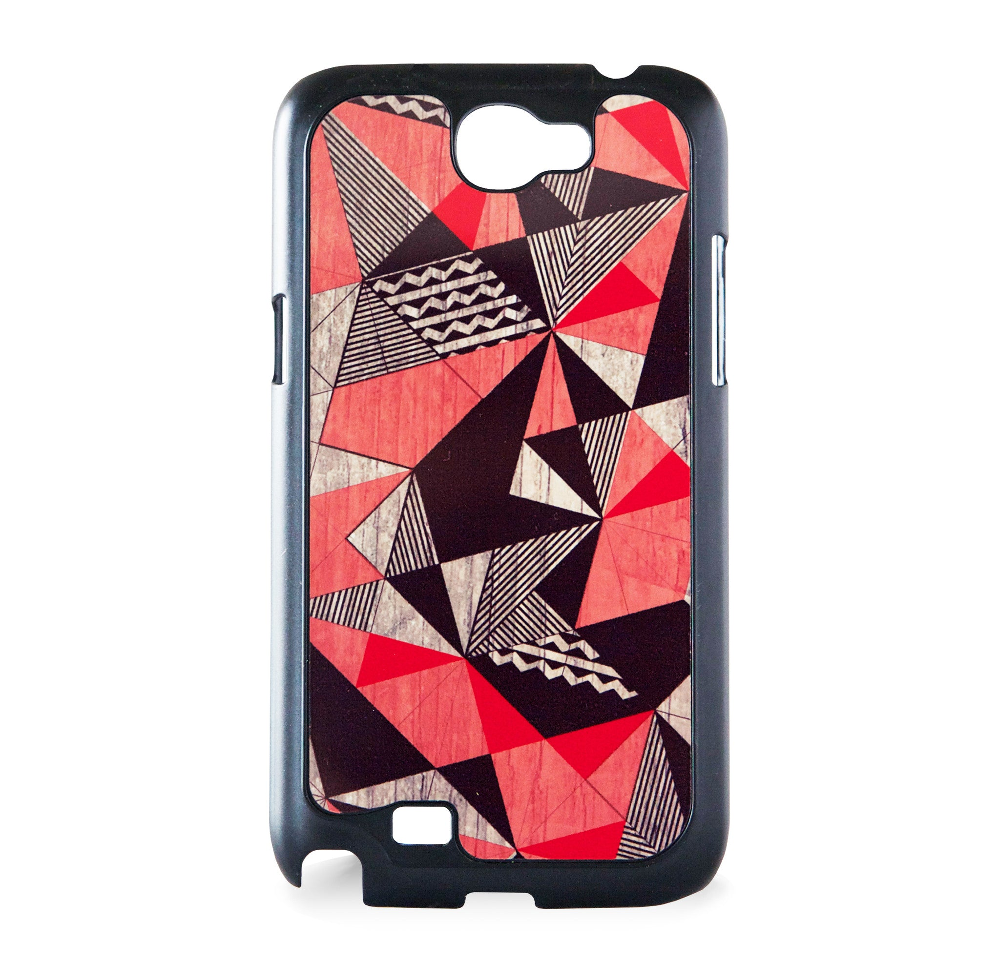 GALAXY NOTE 2 AZTEC MULTI RED