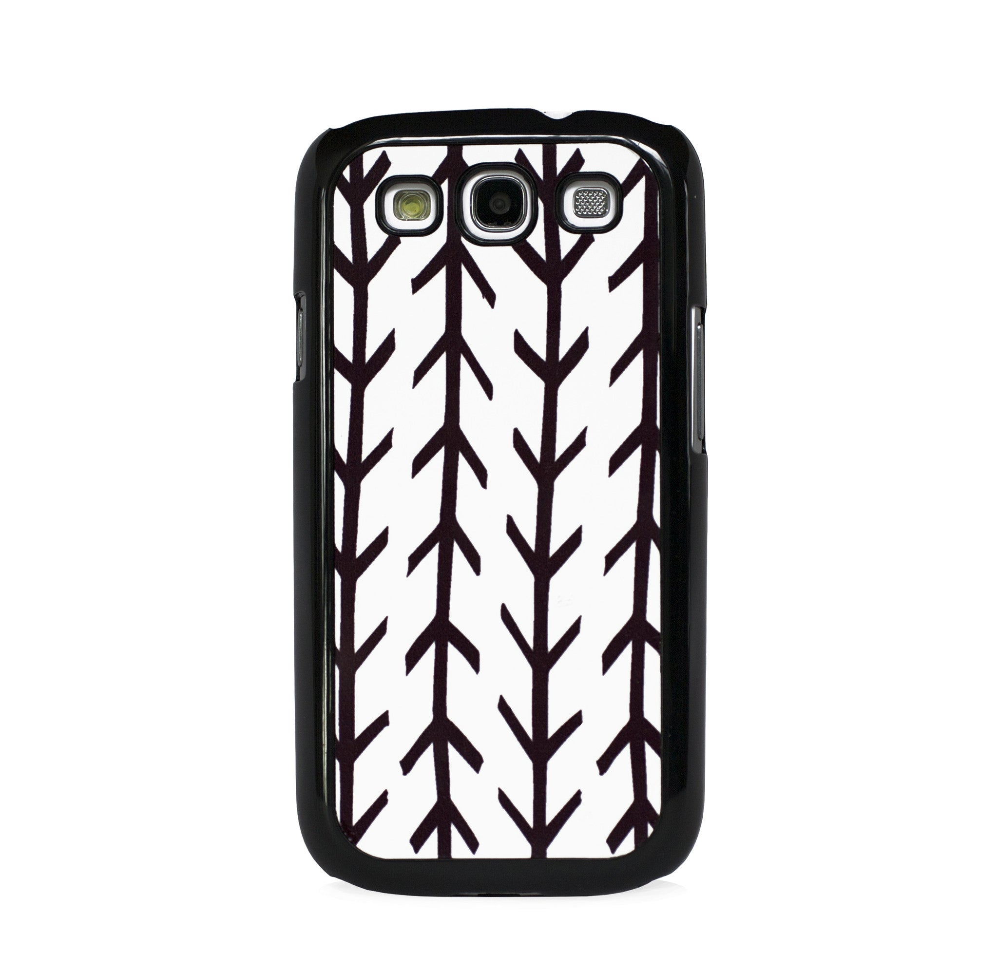 GALAXY S3 GEO ARROWS BLACK