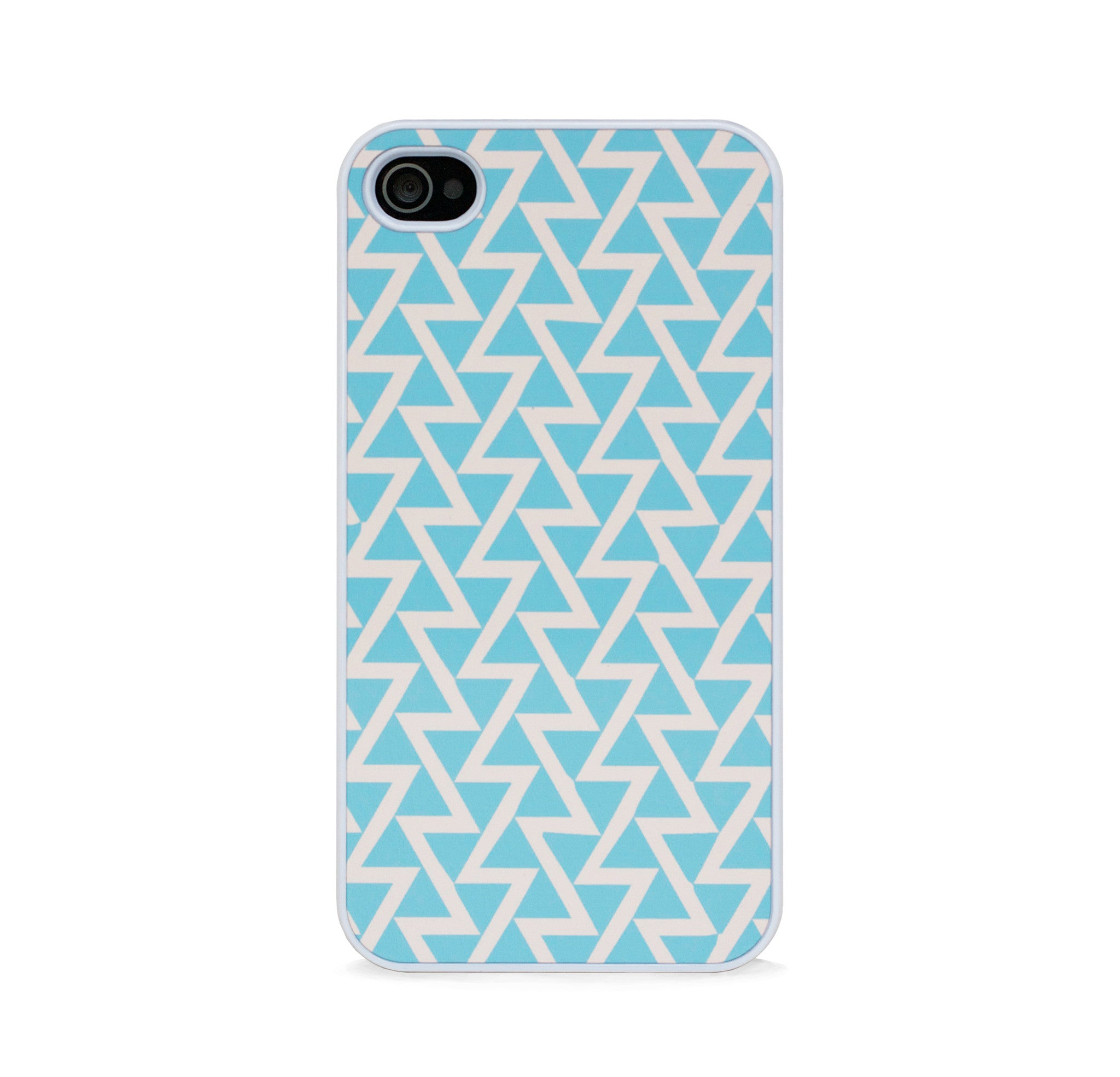 COLOR BLOCK TRI MINT FOR IPHONE 4/4S