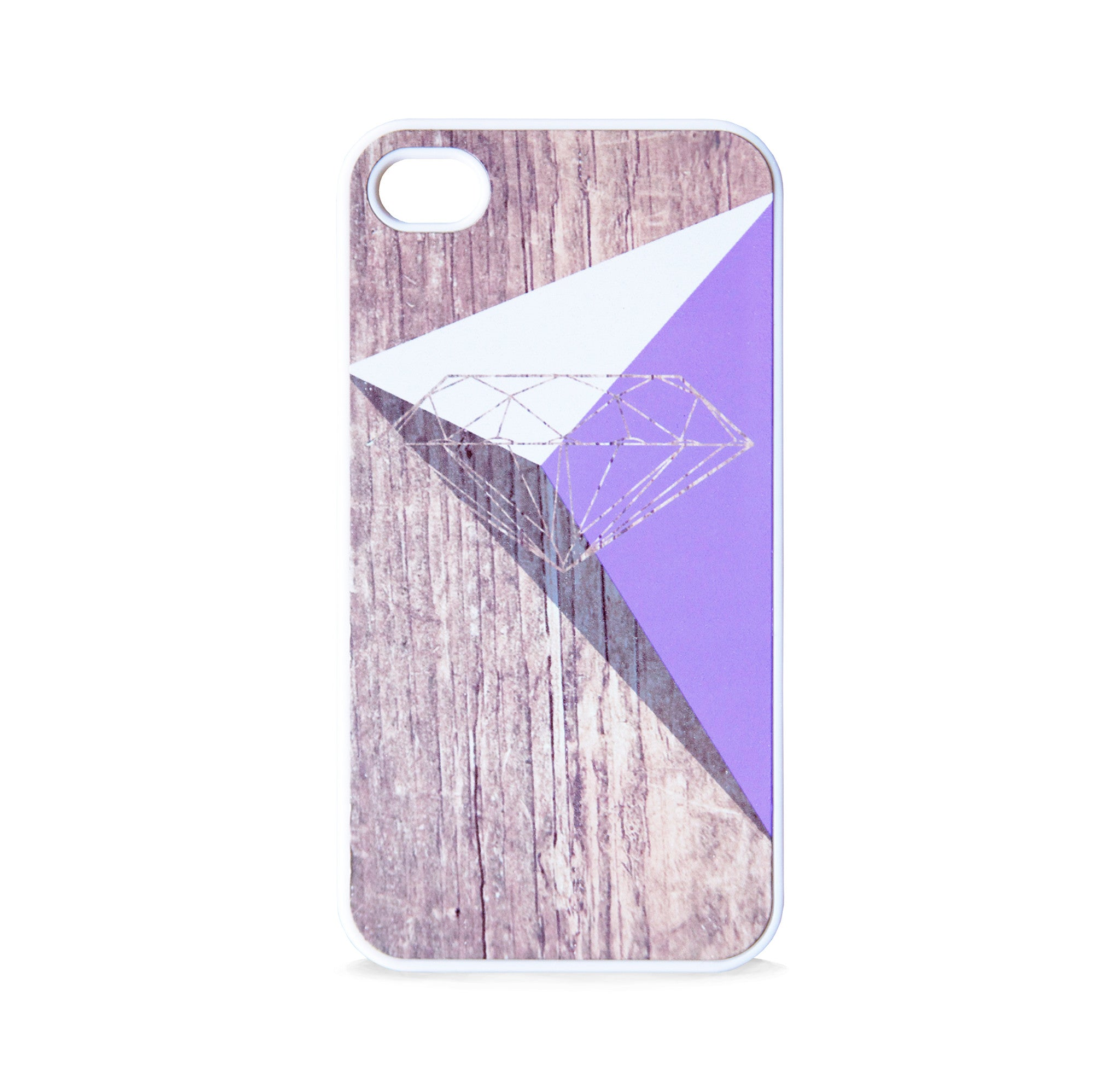 DIAMOND TRI WHT PPL FOR IPHONE 4/4S