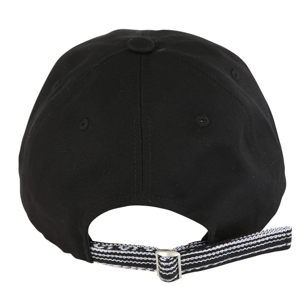 [Daily Cap] Inca Fabric_Logo Cap_Black/White - Inpire Co.
