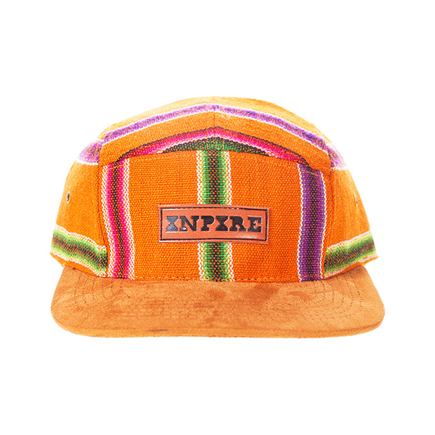 [Originals] Mancora Stripe Camp Cap - Inpire Co.